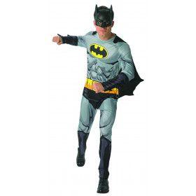Recht Op Het Batsignaal Af Batman Kostuum