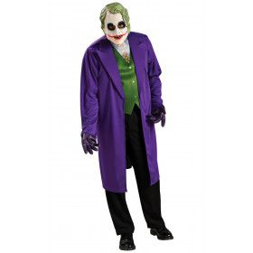 De Verstrooide Joker Classic Man Kostuum