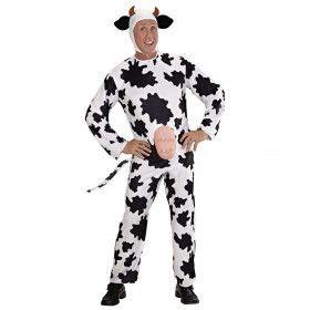Grappige Koe Holy Cow Kostuum Man