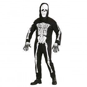 Mr. Skeleton Rontgen Kostuum Man