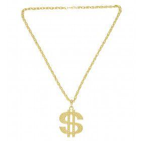 Gouden Dollar Ketting