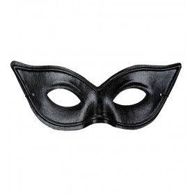 Sexy Oogmasker Zwart Kat / S&m