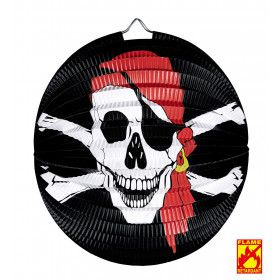 Lampion Piraat, Rond