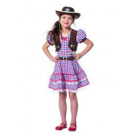 Calamity Jane Schrik Van Het Wilde Westen Meisje Kostuum
