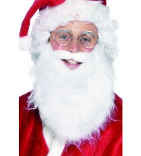 Kerstman Baard Koopje Man