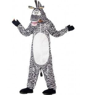 Madagascar Marty De Zebra Jongen Kostuum