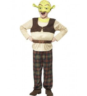 Shrek Kinder Jongen Kostuum