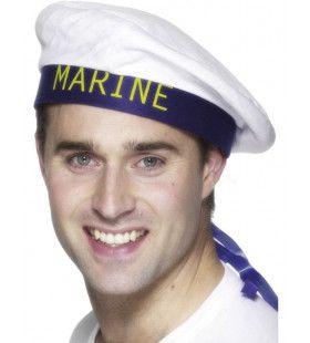 Hoed Marine Volwassen