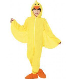 Gele Eend Kostuum