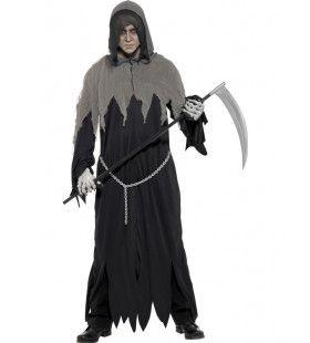 Grim Reaper Uit Het Hiernamaals Man Kostuum