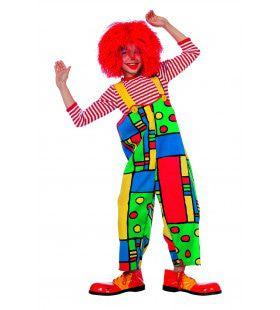 Latzhose Mondriaan Articlown Kostuum