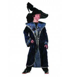 Leerling Tovenaarsjongen Sterren Kostuum