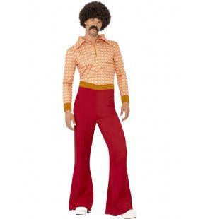 70s Tiptop Heer Man Kostuum
