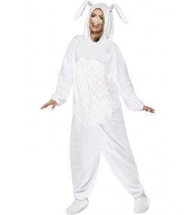 Wit Konijn Kostuum