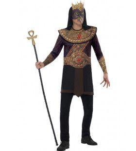 Egyptische Valkengod Horus Man Kostuum