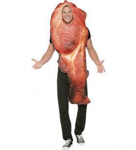 Bacon Kostuum Mister Non Vega Man