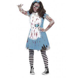 Zombie Jurk Miss Graveyard Vrouw