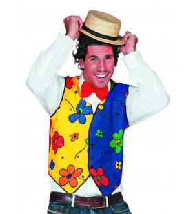 Mr Payaso Vest Bloem