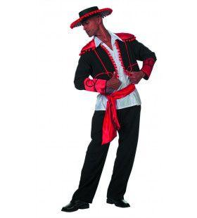 Spanjaard Don Miguel De Castanguelas Man Kostuum
