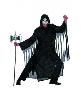 Donkere Dood Halloween Geest Man Kostuum