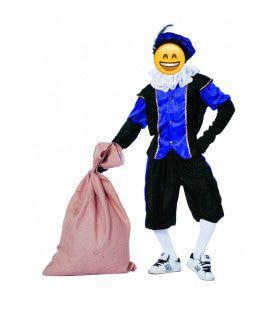 Paarse Piet Pansamt Budget Kostuum