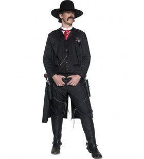 Western Sheriff Man Kostuum