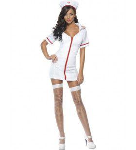 Verpleegster Kostuum Feeling Hot Vrouw