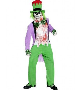 Bad Hatter Man Kostuum