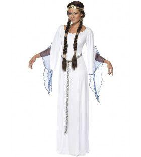 Middeleeuwse Vrouw Kostuum