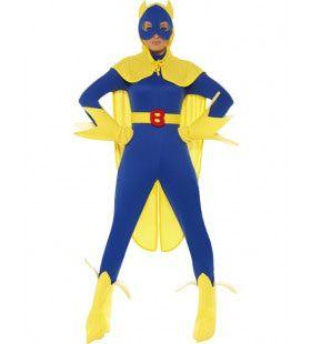 Bananawoman Vrouw Kostuum
