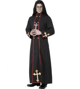 Minister Of Death Man Kostuum