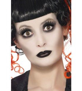 Gothic Make Up & Wimpers