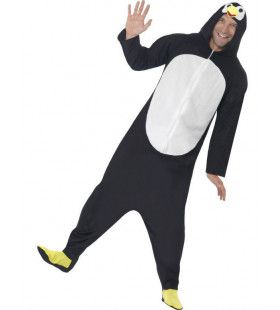 Pinguin Onesie Kostuum