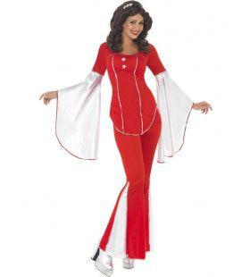 Ladies Super Trooper Vrouw Kostuum