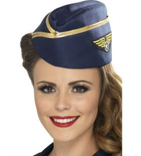 Stewardess Hoed