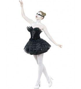 Zwarte Zwaan Ballet Jurk Vrouw