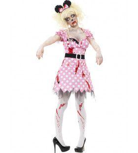 Volwassen Minnie Mouse Kostuum Vrouw