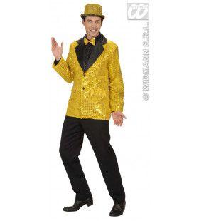Pailletten Colbert Show Me The Gold Man