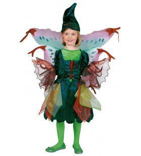 Willow Woman Elf Meisje Kostuum