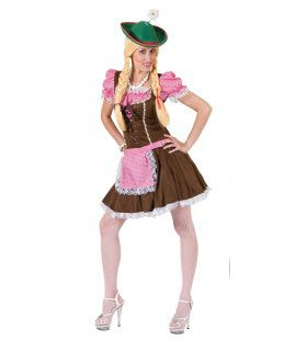 Sexy Kostuum Viktualienmarkt Vrouw