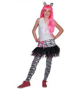 Zebra Set Meisje