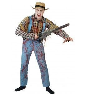 Horror Tuinman Uit Walking Dead Kostuum