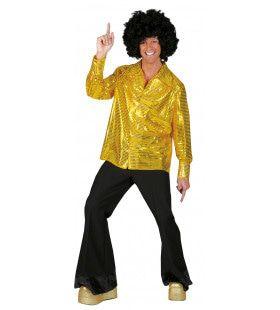 Golden Nights Hemd