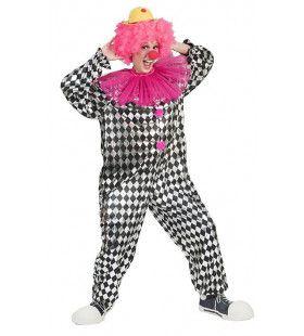 Kierewiet Clown Peppi Vrouw Kostuum