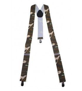 Camouflage Bretels Generaal Patton