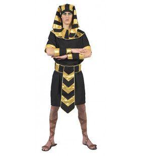 Egyptische Farao Zoon Van Ra Man Kostuum