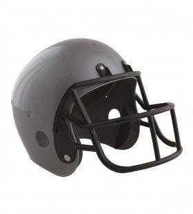 American Football Helm Grijze Grizzlies Kind