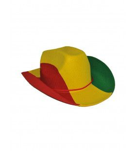 Hoed Reggae Cowboy Bob