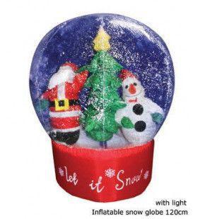 Kerstmis Schuddebol Sneeuw