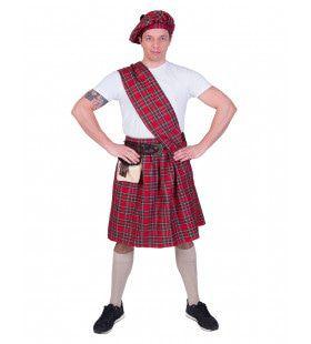 Glenlivet Hooglander Man Kostuum